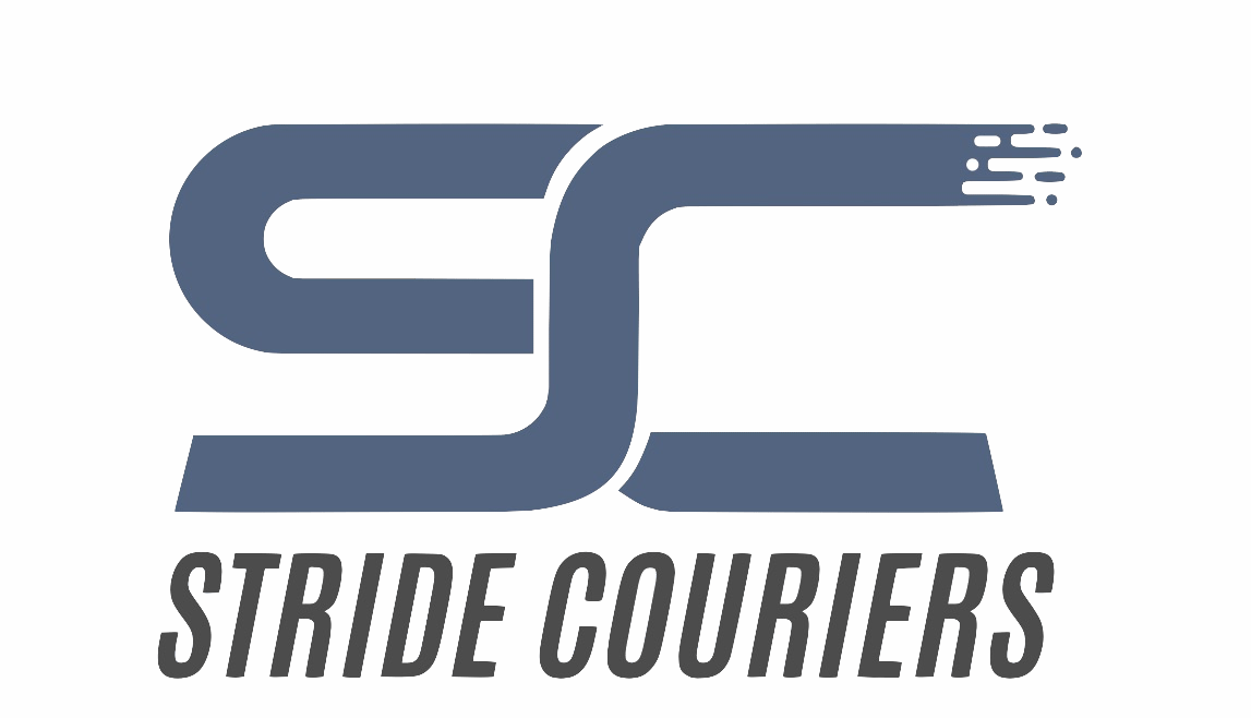 stride couriers logo